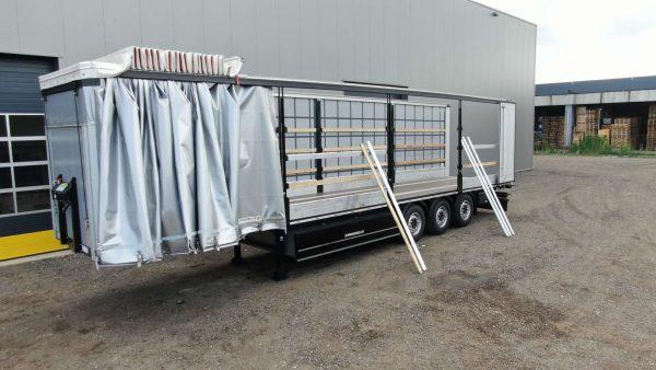 Schwarzmüller RH150 Ultralight schuifzeilen trailer