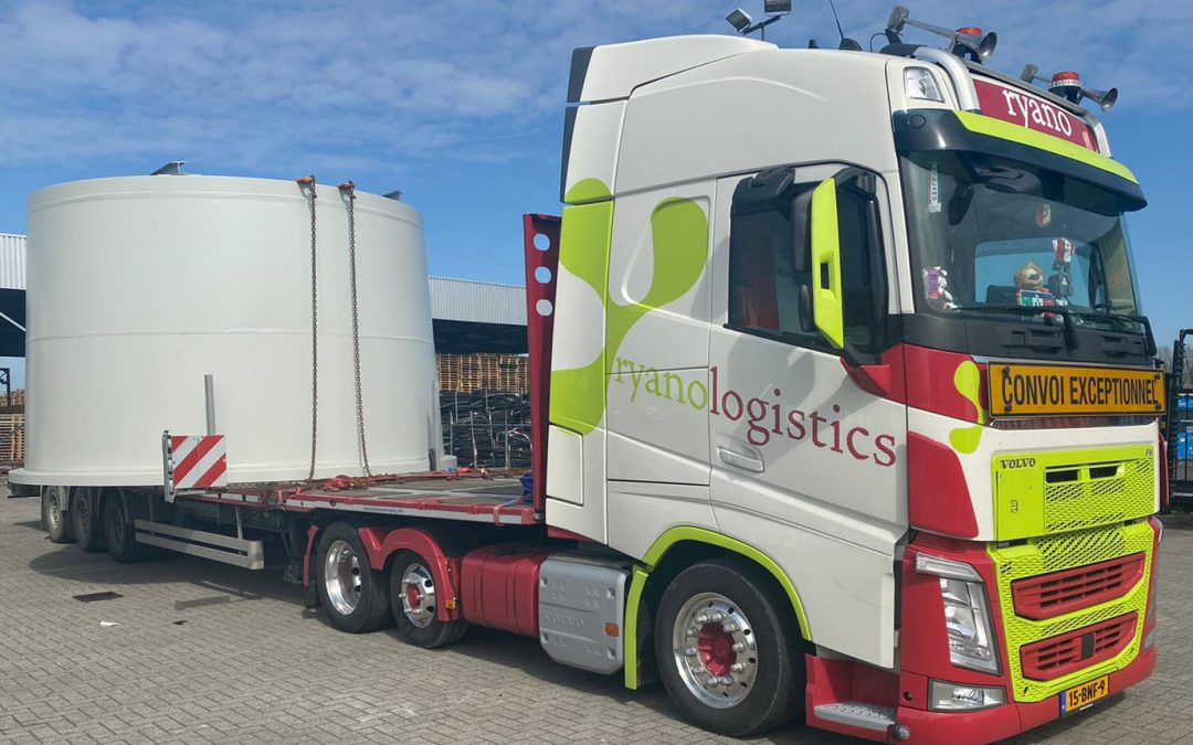 Nooteboom Trading, stolzer Partner von Ryano Logistics International